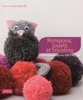 Thierry Lamarre - Pompons, jouets et tricotins - 38 idées pour s'amuser avec le fil à tricoter.