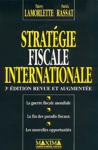 STRATEGIE FISCALE INTERNATIONALE. 3ème édition revue et augmentée.pdf