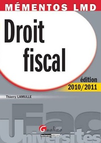 Thierry Lamulle - Droit fiscal.