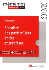 Thierry Lamulle - Fiscalité des particuliers et des entreprises.