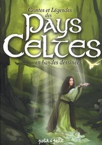 Thierry Lamy et Olivier Petit - Contes et Légendes des Pays Celtes - En bandes dessinées.