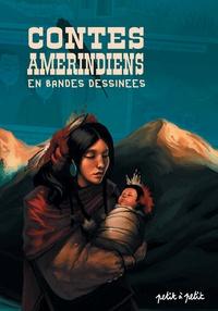 Thierry Lamy - Contes Inuits en bandes dessinées.