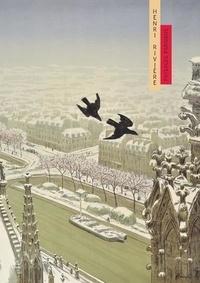 Thierry Laps et Henri Rivière - Henri Rivière - Paysages parisiens.
