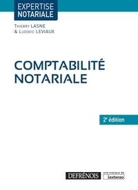 Thierry Lasne et Ludovic Leviaux - Comptabilité notariale.