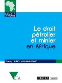 Galabria.be Le droit pétrolier et minier en Afrique Image