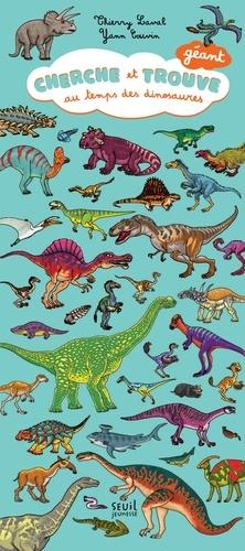 Cherche Et Trouve Geant Au Temps Des Dinosaures Album