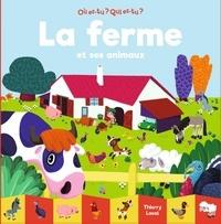 Thierry Laval - La ferme et ses animaux.
