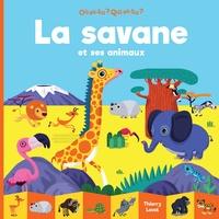 Thierry Laval - La savane et ses animaux.