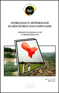 HYDROLOGIE ET METEOROLOGIE DE MESO-ECHELLE DANS HAPEX-SAHEL. Dispositif de mesures au sol et premiers résultats.pdf