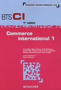 Thierry Lefeuvre - Commerce international 1; BTS CI 1e année.