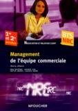 Thierry Lefeuvre - Management de l'équipe commerciale BTS NRC 1e et 2e années.