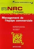 Thierry Lefeuvre et Dany Deschamps - Management de l'équipe commerciale BTS NRC 1e et 2e années.