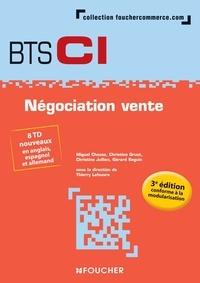 Thierry Lefeuvre - Négociation vente BTS CI.
