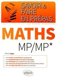 Thierry Legay - Mathématiques MP/MP*.