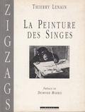Thierry Lenain - La peinture des singes - Histoire et esthétique.