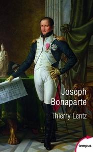 Téléchargement ebook gratuit uk Joseph Bonaparte par Thierry Lentz 9782262083113
