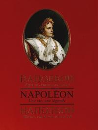 Thierry Lentz - Napoléon - Une vie, une légende, édition français-russe-kazakh.