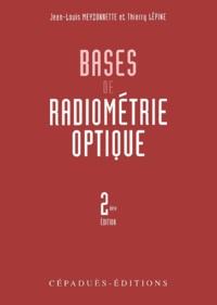 Feriasdhiver.fr Bases de radiométrie optique. 2ème édition Image