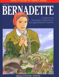 Galabria.be Sainte Bernadette. L'histoire de Bernadette Soubirous et des apparitions de Lourdes Image