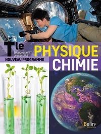 Thierry Lévêque et Laurent Arer - Physique Chimie Enseignement de spécialité Tle - Manuel de l'élève.