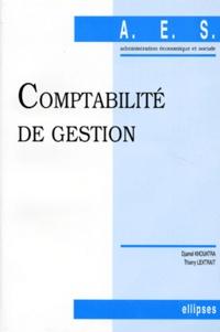 Comptabilité de gestion - Thierry Lextrait |