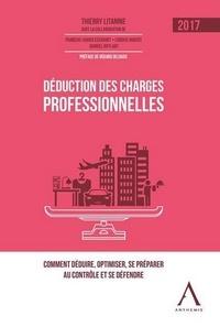 Déduction des charges professionnelles - Comment déduire, optimiser, se préparer au contrôle et se défendre.pdf