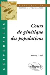 Histoiresdenlire.be Cours de génétique des populations Image
