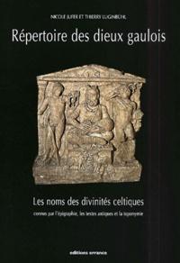 Cjtaboo.be Les dieux gaulois. Répertoire des noms de divinités celtiques connus par l'épigraphie, les textes antiques et la toponymie Image