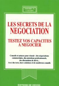 Les secrets de la négociation - Testez vos capacités à négocier.pdf