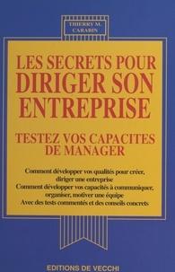 Thierry M. Carabin - Testez vos capacités de manager.