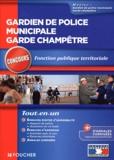 Thierry Marquetty et Thierry Palermo - Gardien de police municipale, garde champêtre - Fonction publique territoriale, Filière sécurité.