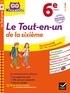Thierry Marquetty et Gérard Bonnefond - Le tout-en-un de la 6e.