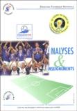 Thierry Marszalek et Nicolas Maingot - La Coupe du Monde 98 - Vue par les entraîneurs nationaux.