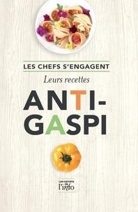 Thierry Marx - Les chefs s'engagent - Leurs recettes anti-gaspi.