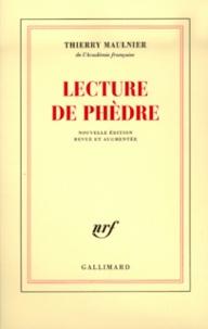 Thierry Maulnier - La lecture de phèdre.