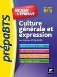 Thierry Mellarede - PrepaBTS - Réussir l'épreuve - Culture générale et expression - Tous BTS - Révision et entrainement.