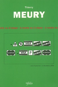 Thierry Meury - .