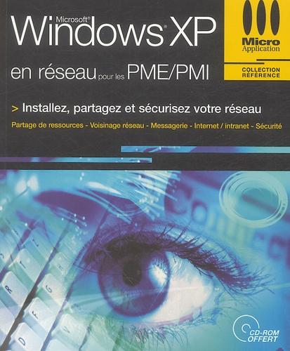 Thierry Mille - Windows XP en réseau pour les PME/PMI. 1 Cédérom