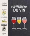 Thierry Morvan - La petite encyclopédie Hachette des vins.