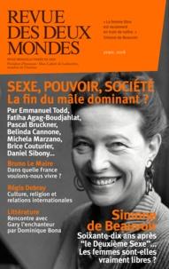 Thierry Moulonguet - Revue des deux Mondes Avril 2018 : Sexe, pouvoir, société - La fin du mâle dominant.