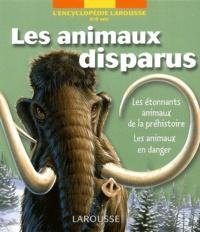 Les animaux disparus - Thierry Olivaux |