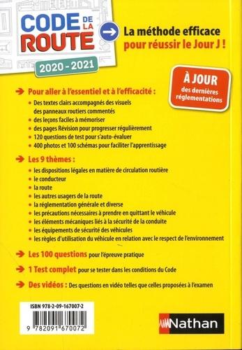 Code de la route  Edition 2020-2021