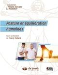 Thierry Paillard - Posture et équilibration humaines.