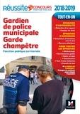 Thierry Palermo et Isabelle Prouteau - Gardien de police municipale, Garde champêtre - Fonction publique territoriale.