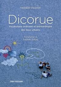 Thierry Paquot - Dicorue - Vocabulaire ordinaire et extraordinaire des lieux urbains.