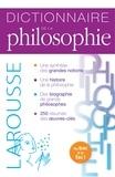 Thierry Paquot et François Pépin - Dictionnaire de la philosophie - La philosophie du bac à la fac.
