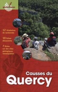 Thierry Péllisié et Patrice Tordjman - Les Causses du Quercy.