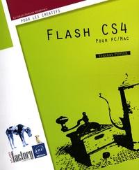 Thierry Pupier - Flash CS4 - Pour PC/Mac.