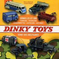 Dinky Toys - Séries 25 et 500, série Véhicules militaires.pdf