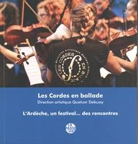 Thierry Renard et Michel Kneubühler - Les Cordes en ballade - L'Ardèche, un festival... des rencontres.